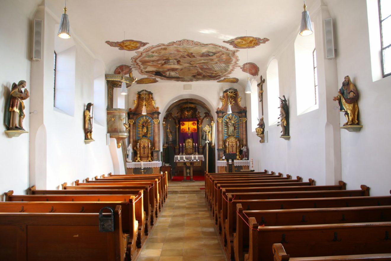 Patrozinium in Unterschneitbach